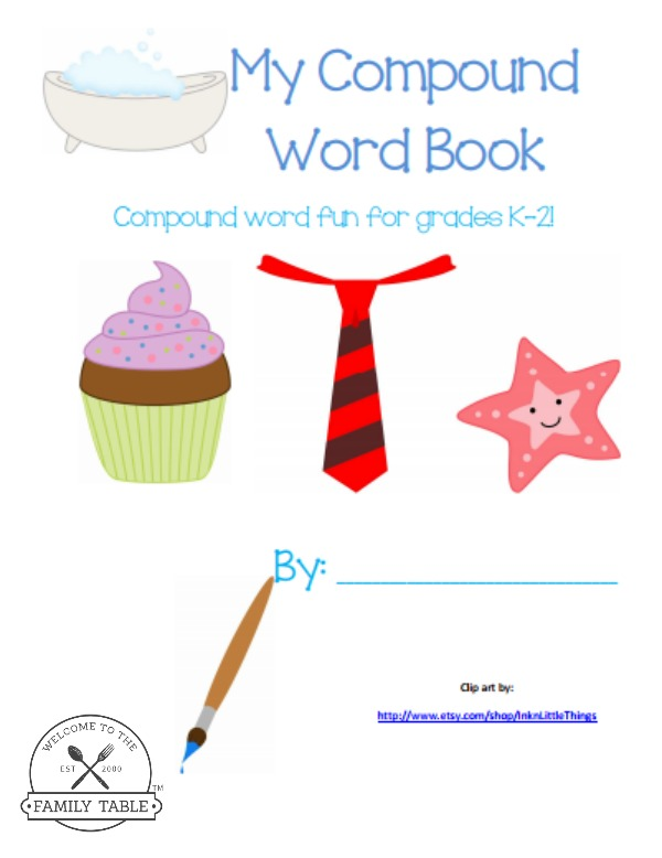 Free Compound Word Book