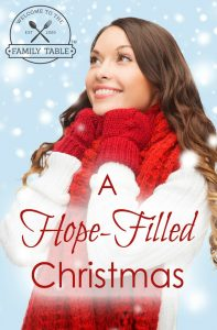 Are you in need of a hope-filled Christmas? You are not alone. Come see one woman's story of a Christmas filled with HOPE.