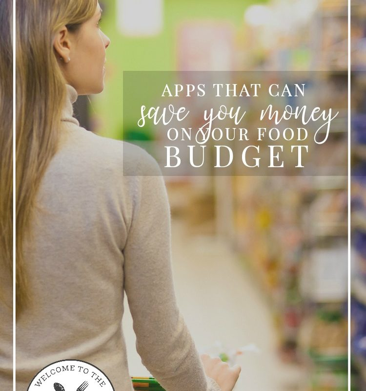 Apps That Can Save You Money on Your Food Budget
