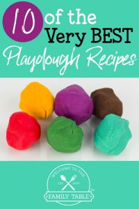 Best Playdough Recipes