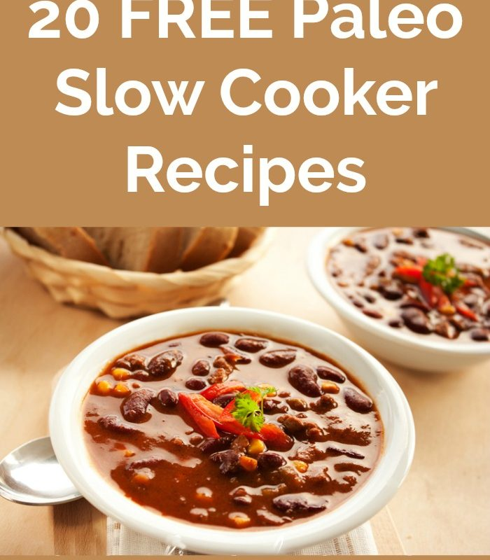 20 Free Paleo Crockpot Recipes