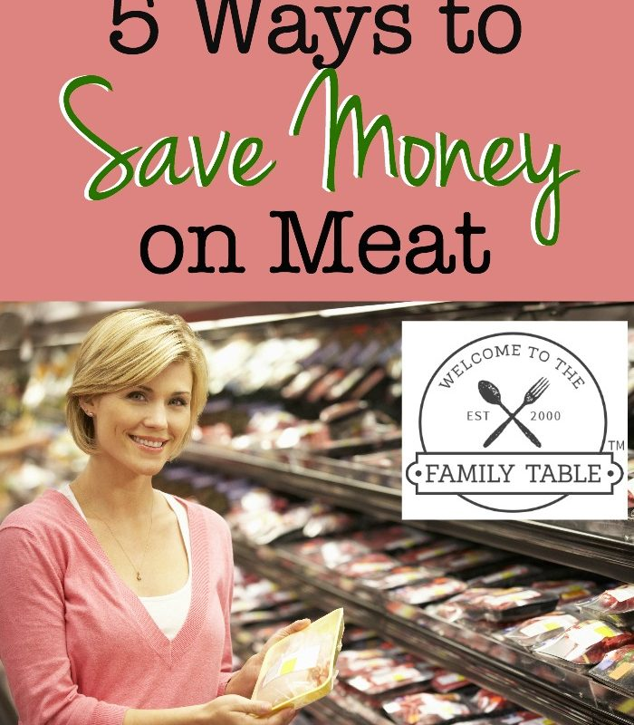5 Ways to Save Money on Meat