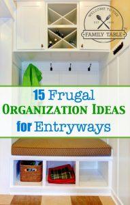 frugal organization