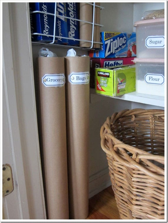 Frugal Pantry Organization Ideas
