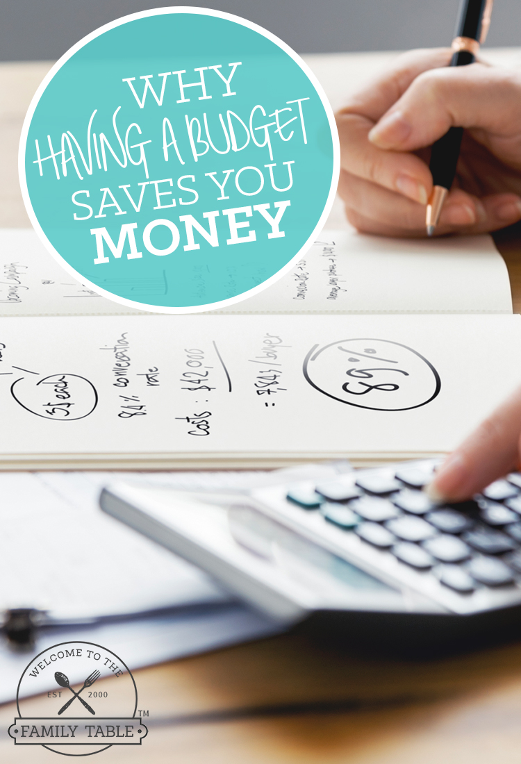 Why Having a Budget Saves You Money