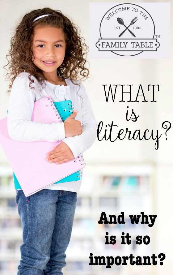 Why Literacy is so Important
