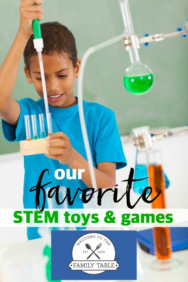 Our Favorite STEM Games for Kids