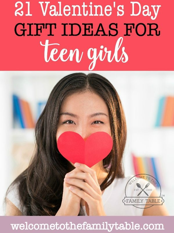 21 Valentine's Day Gift Ideas for Teen Girls