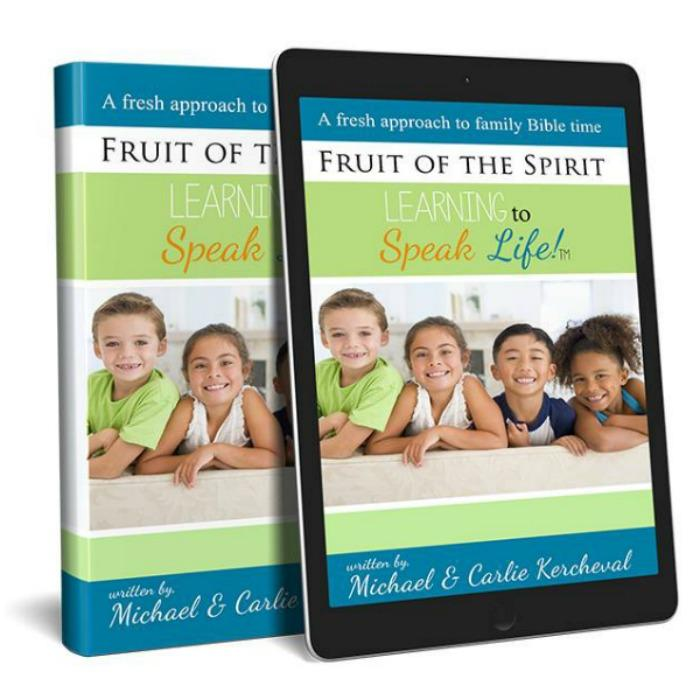 Learning to Speak Life: Fruit of the Spirit Bible Study Guide