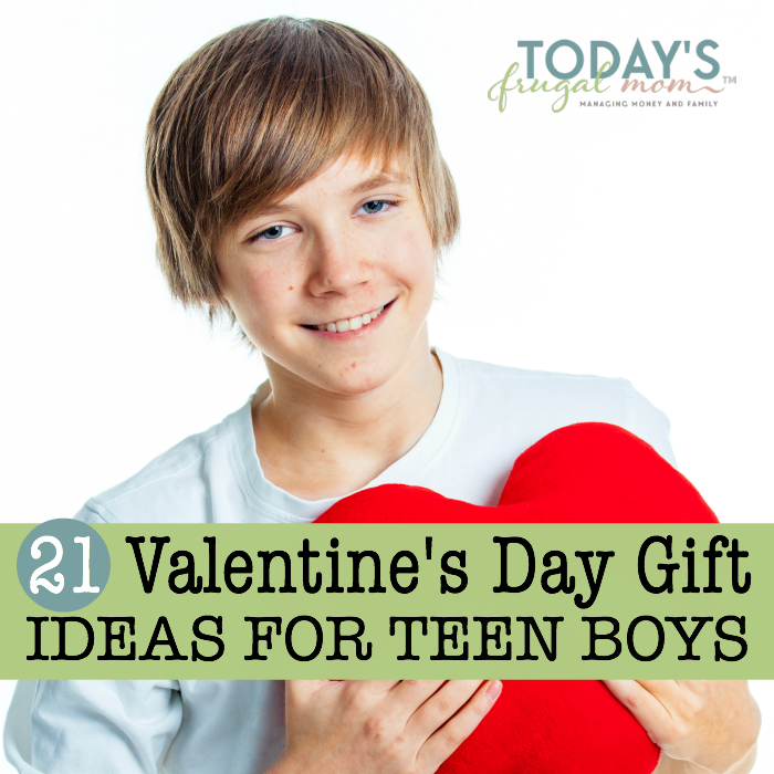 21 Valentine's Day Gift Ideas for Teen Boys