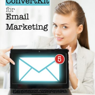 Are you looking for a great email marketing service? Come see 5 reasons you should be using ConvertKit for your email marketing!