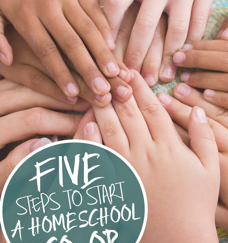 5 Steps to Start a Homeschool Co-Op