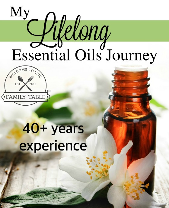 lifelong essential oils journey