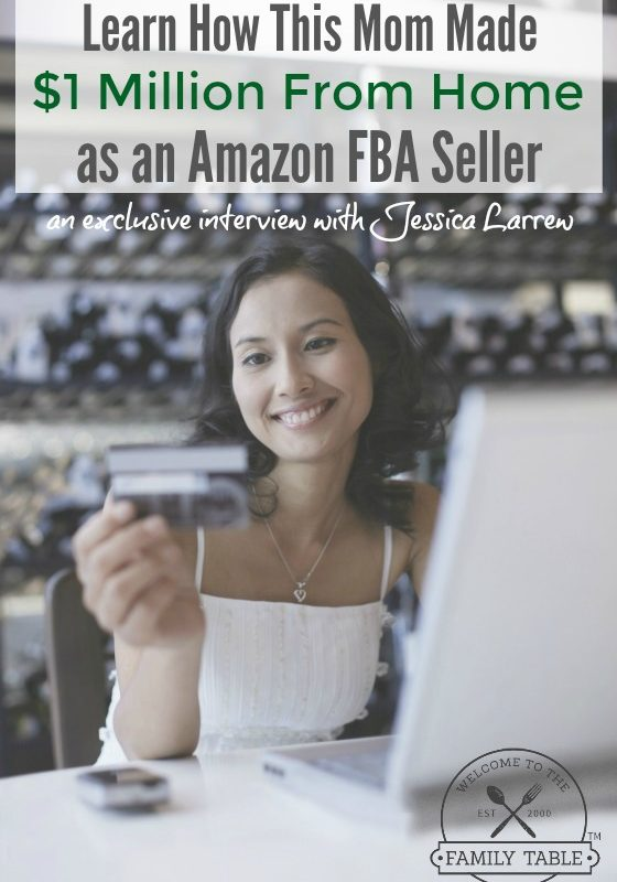 How to Make Money From Home as an Amazon FBA Seller