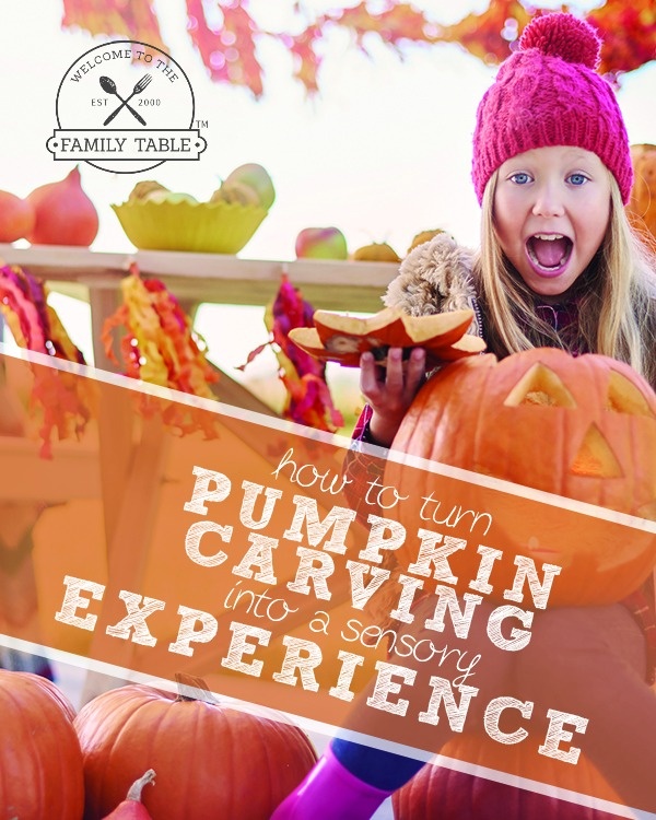 7 Ways to Turn Pumpkin Carving into a Sensory Experience