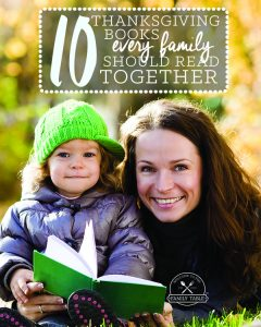 Our family is big on reading books together. We have found our favorite books over the years and are sharing 10 books we think every family should read together at Thanksgiving! :: welcometothefamilytable.com