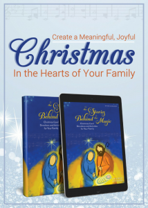 Looking for a great Christmas family devotional? Come check out Create a Meaningful Joyful Christmas in the Hearts of Your Family! :: welcometothefamilytable.com