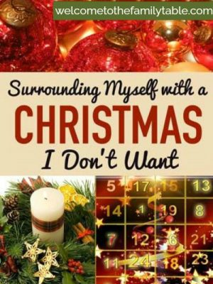 Are you tired of the commercialism that has overtaken the celebration of our Savior's birth? You are not alone. Come see the reasons why one mom is reclaiming Christmas for Jesus!
