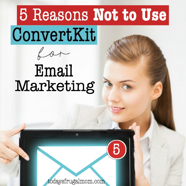 5 Reasons to Use ConvertKit for Email Marketing