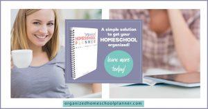 The Organized Homeschool Planner™