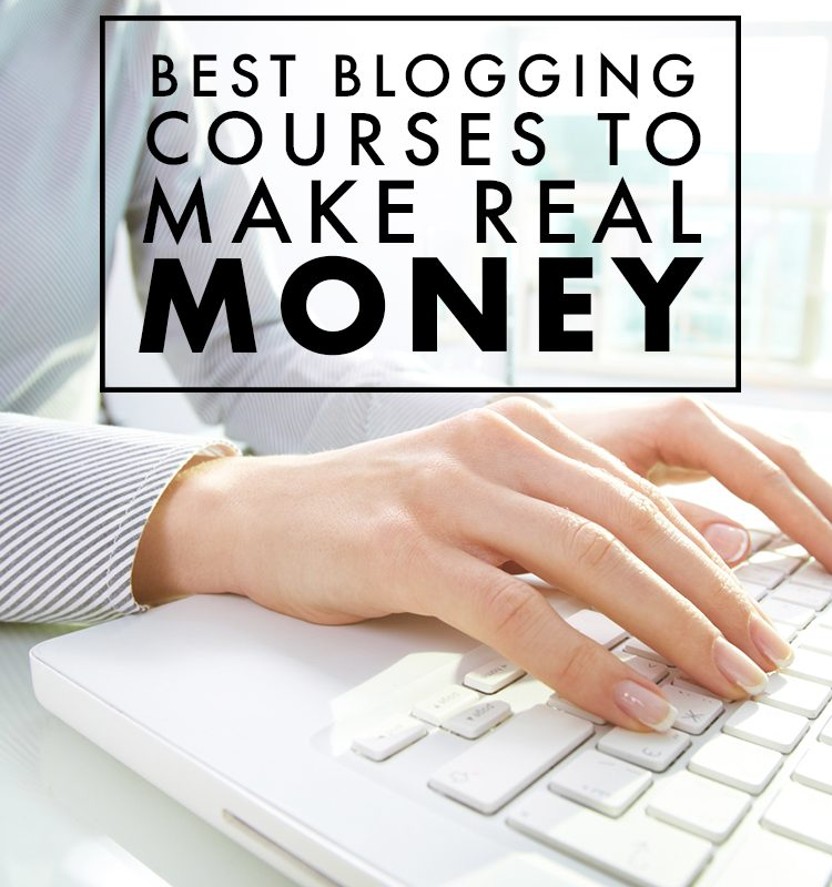 Come see the best blogging courses to make real money.