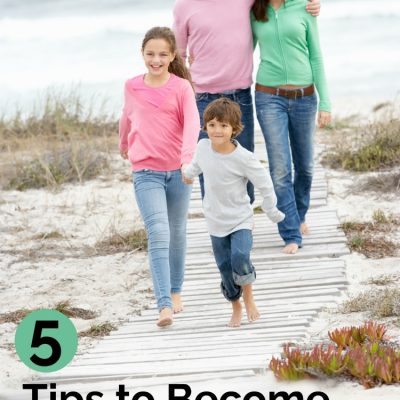Looking to become more unplugged as a family? If so, here are 5 tips that will help you get there.