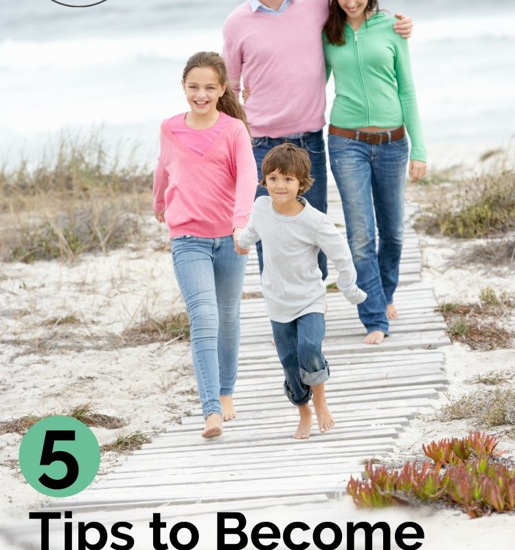 5 Tips to Become an Unplugged Family