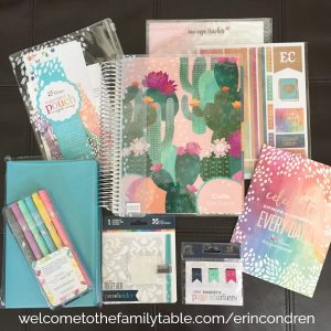 Order Your Erin Condren Planner through my referral link and get a $10 credit!