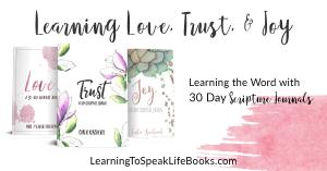 30-Day Scripture Journals