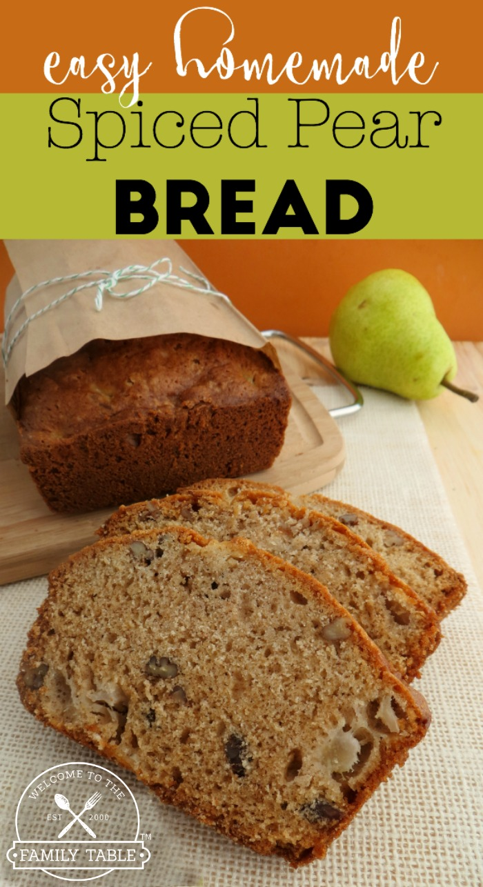 Looking for a delicious fall bread recipe to enjoy? Look no further! Our family's easy homemade spiced bear bread will do the trick!
