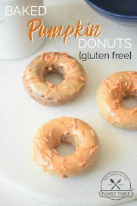 Looking for some delicious gluten-free pumpkin donuts? If so, come and try our recipe!