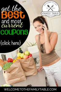 Looking for the best FREE printable grocery coupons? Look no further! Come print off your coupons today!