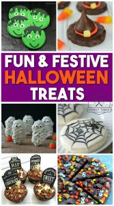 Fun and Festive Halloween Treats