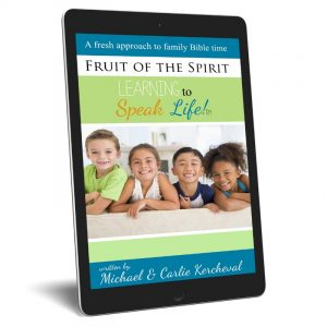 Fruit of the Spirit Family Bible Study Guide