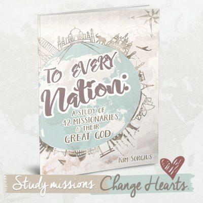Homeschool Missionary Study