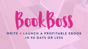 Looking to write your first eBook? Come see how you can write and launch a profitable eBook in 90 days or less!