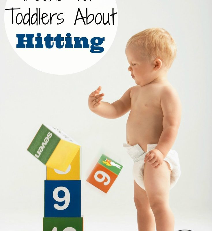 Books for Toddlers About Hitting