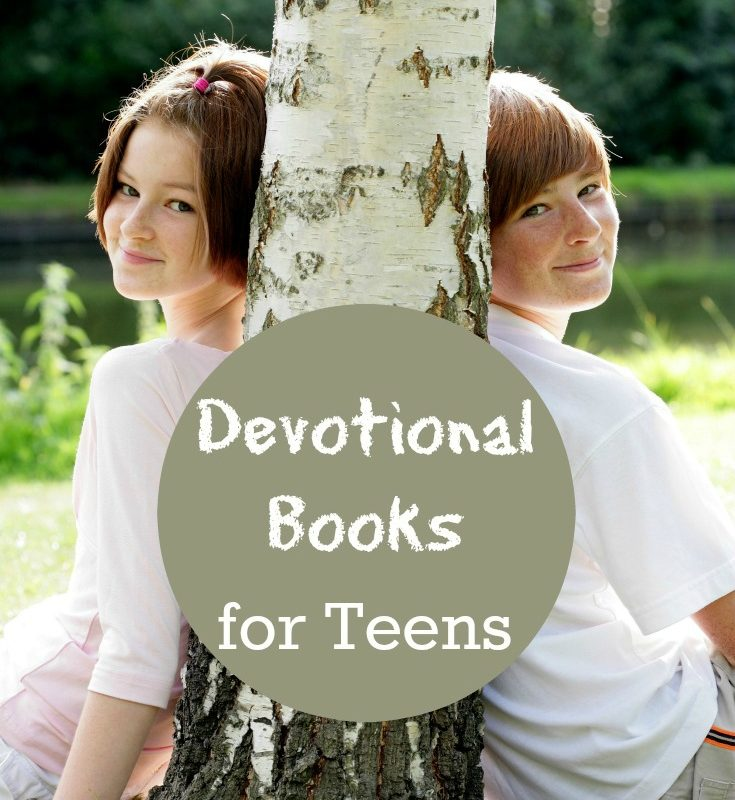 Devotional Books for Teens