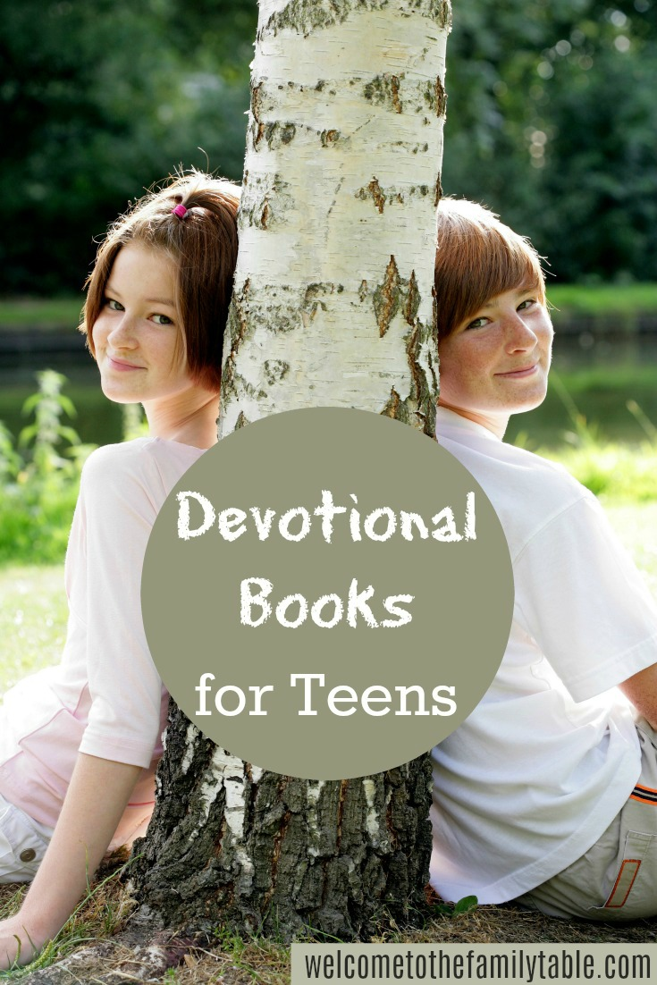 Looking for some great devotional books for teens? Come see this great list that is sure to bless your teen daughters and sons!