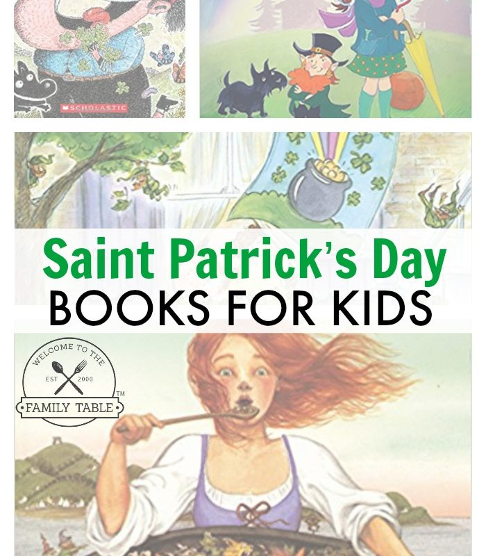 St. Patrick's Day Books for Kids