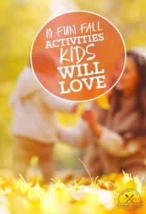 10 Fun Fall Activities Kids Will Love