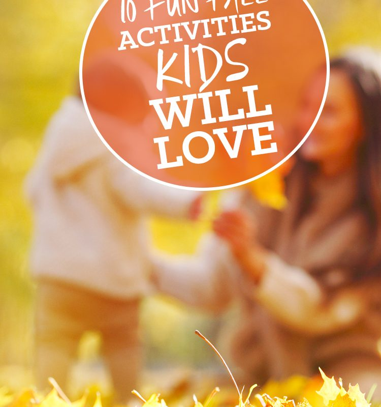 10 Fun Fall Activities Kids Will Love