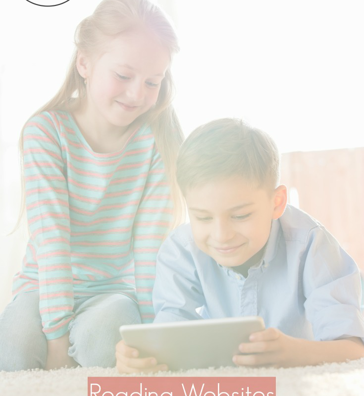 Reading Websites for Kids