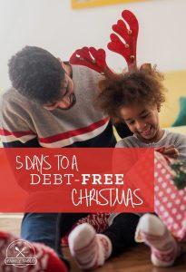 5 Days to a Debt-Free Christmas