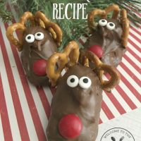 Peeps Christmas Reindeer Recipe