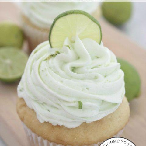 Easy Key Lime Cupcake Recipe