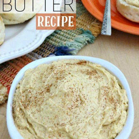 Pumpkin Pie Butter Recipe