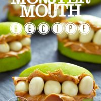 Fun & Easy Monster Mouth Recipe