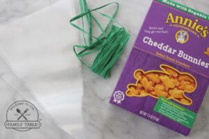 Easter Treat Bag Supplies