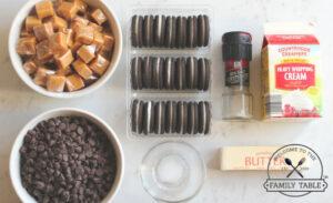 No Bake Salted Caramel Chocolate Pie Recipe